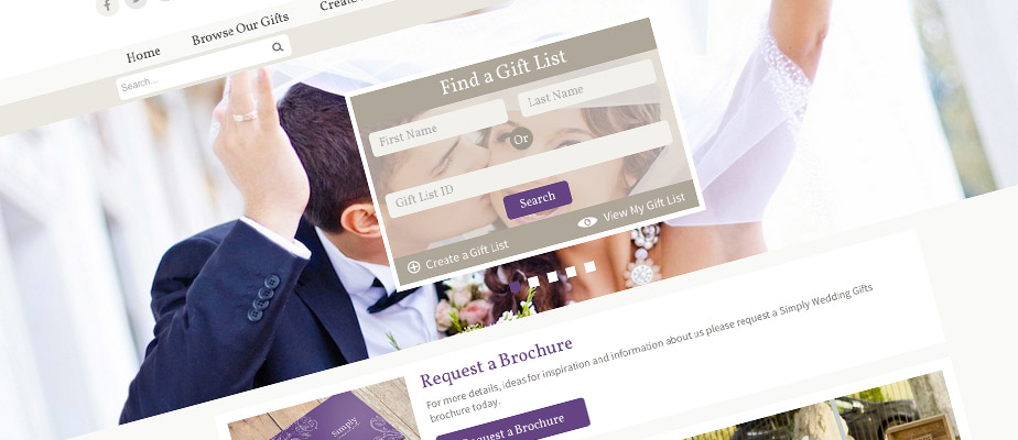 Simply Wedding Gifts