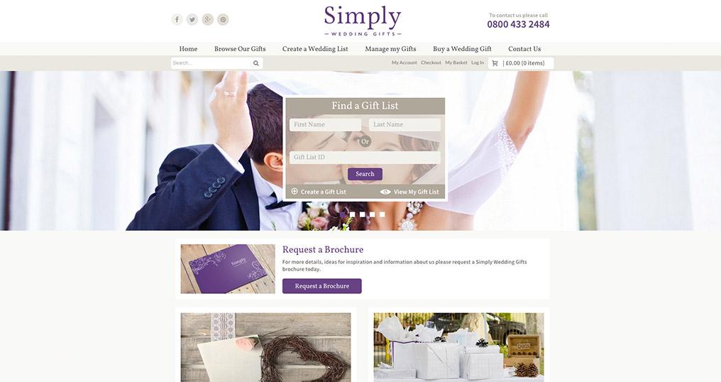 Wedding Gift List Service Uk : http://www.simplyweddinggifts.co.uk
