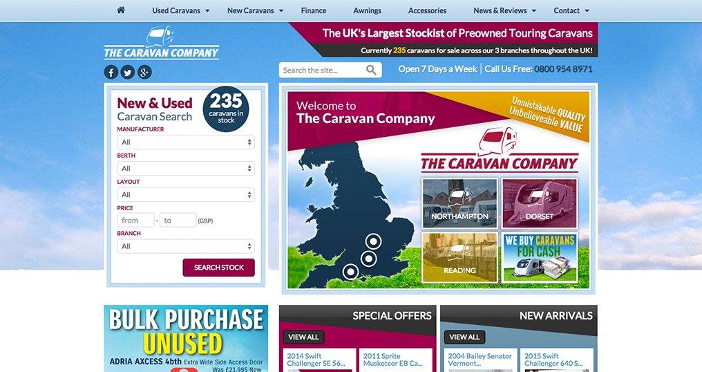 The Caravan Company
