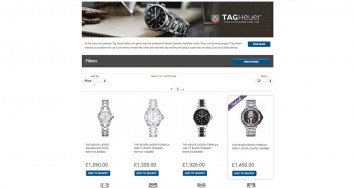 Robert Gatward Jewellers Category Page