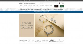 Robert Gatward Jewellers Homepage