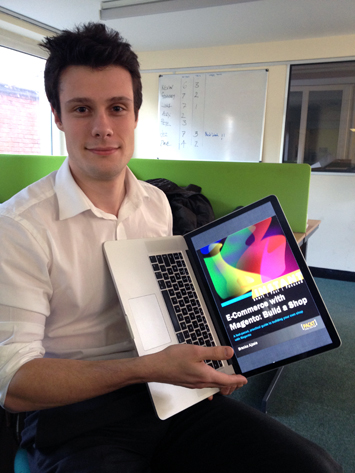 Adam Holding eBook