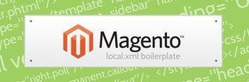 Magento local.xml Boilerplate
