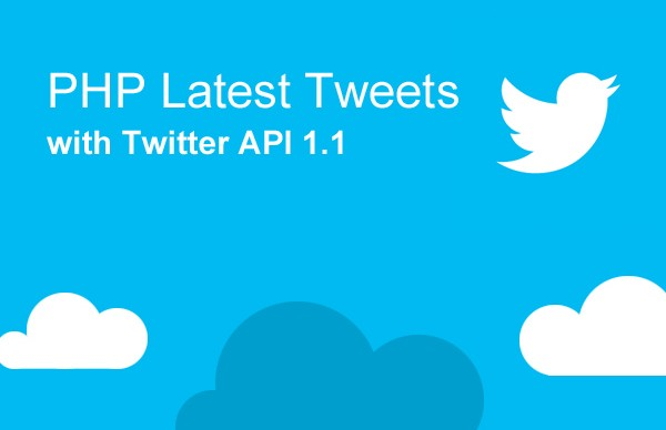 php-latest-tweets