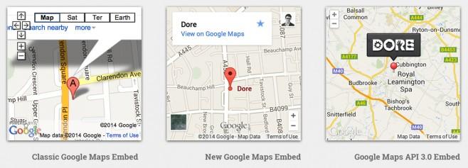 google-maps-embeds