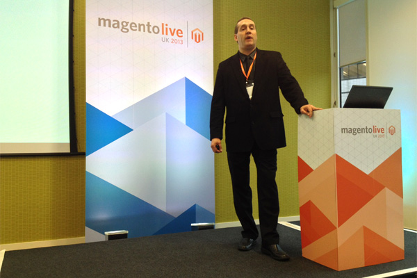 William Harvey - Head of Product (Magento)