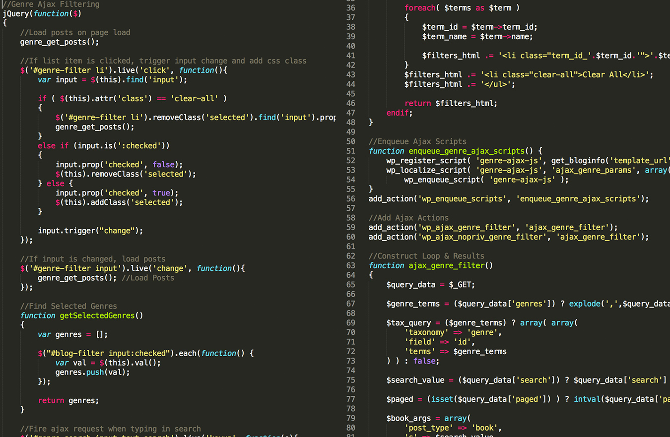 Simple WP_Query Ajax