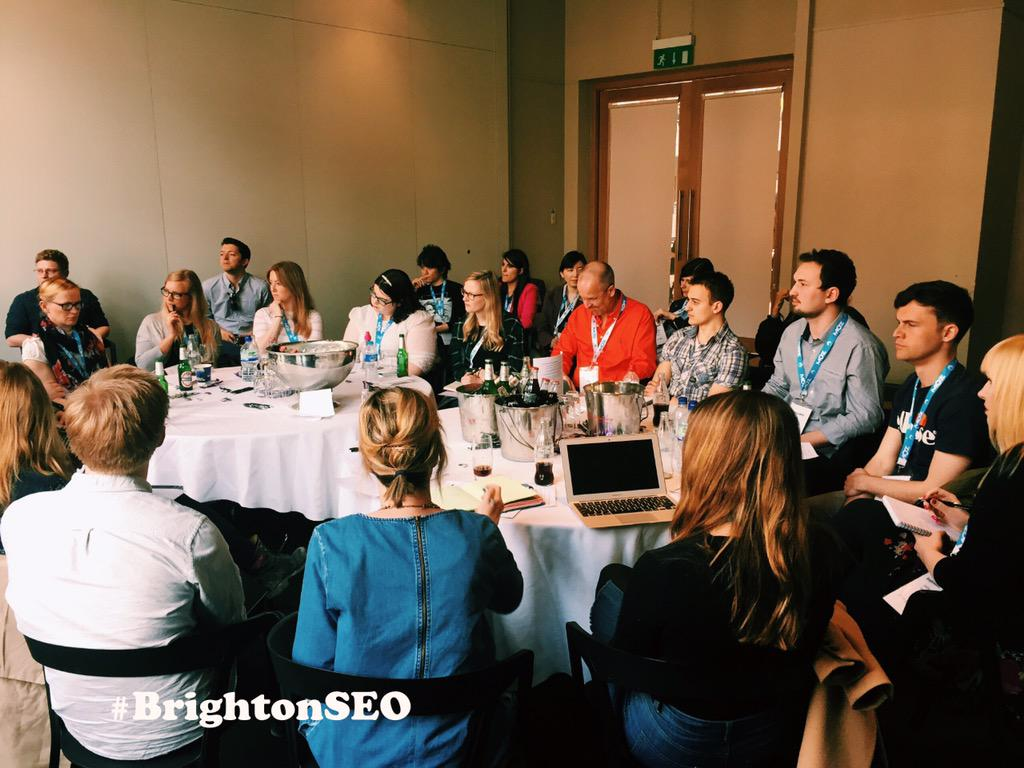 brighton seo round table