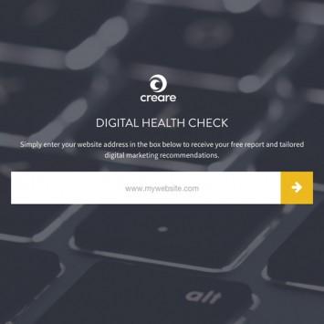Creare Eastern Digital Health Check