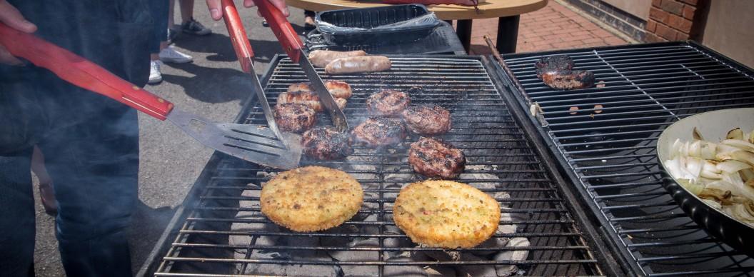Creare Charity Barbecue