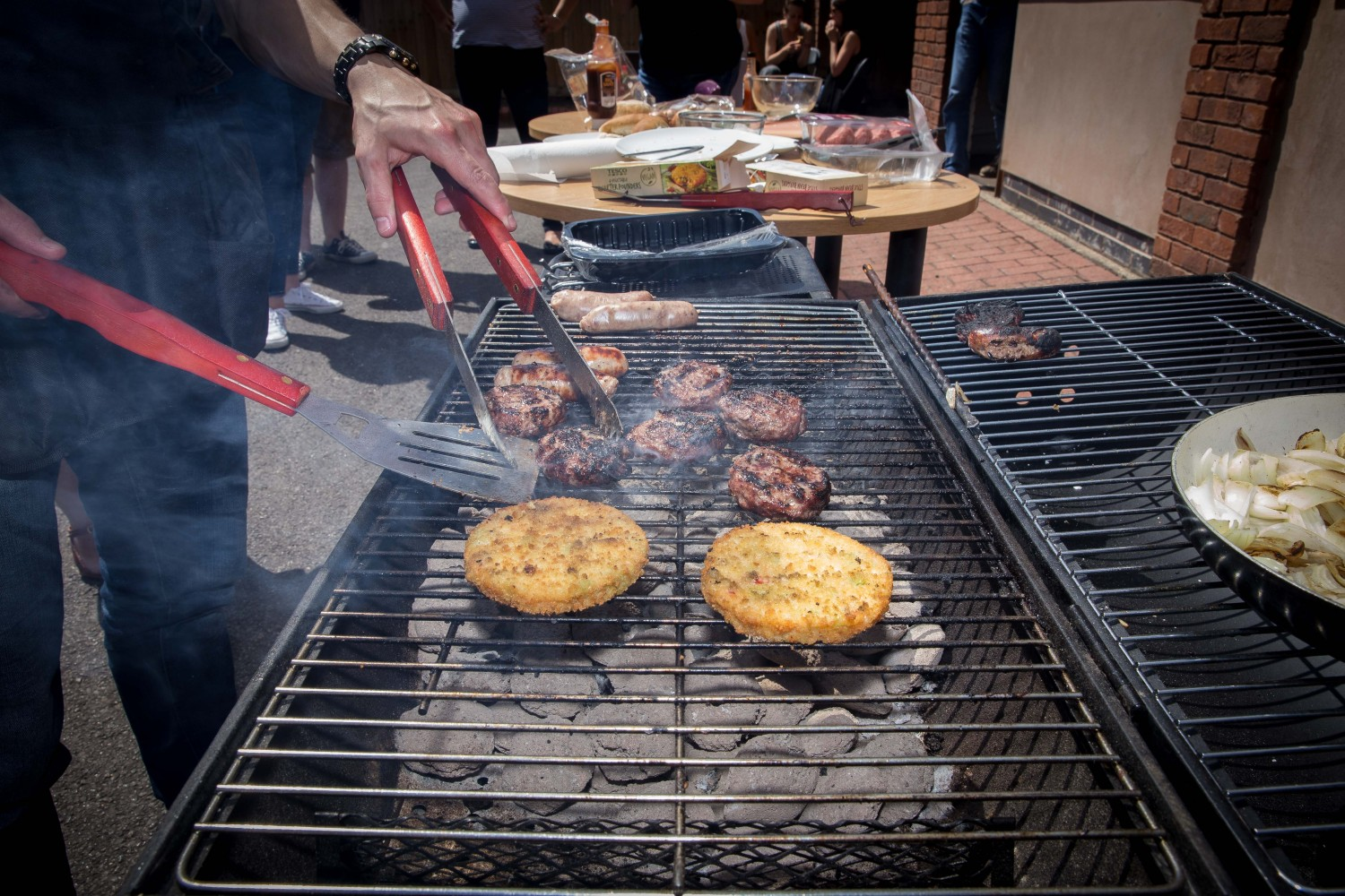 Creare Charity Barbecue