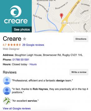 Creare Google+ Page