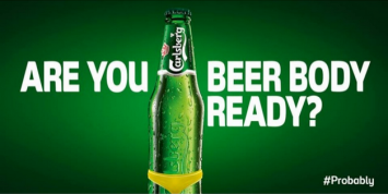 Beer Body Ready Ad