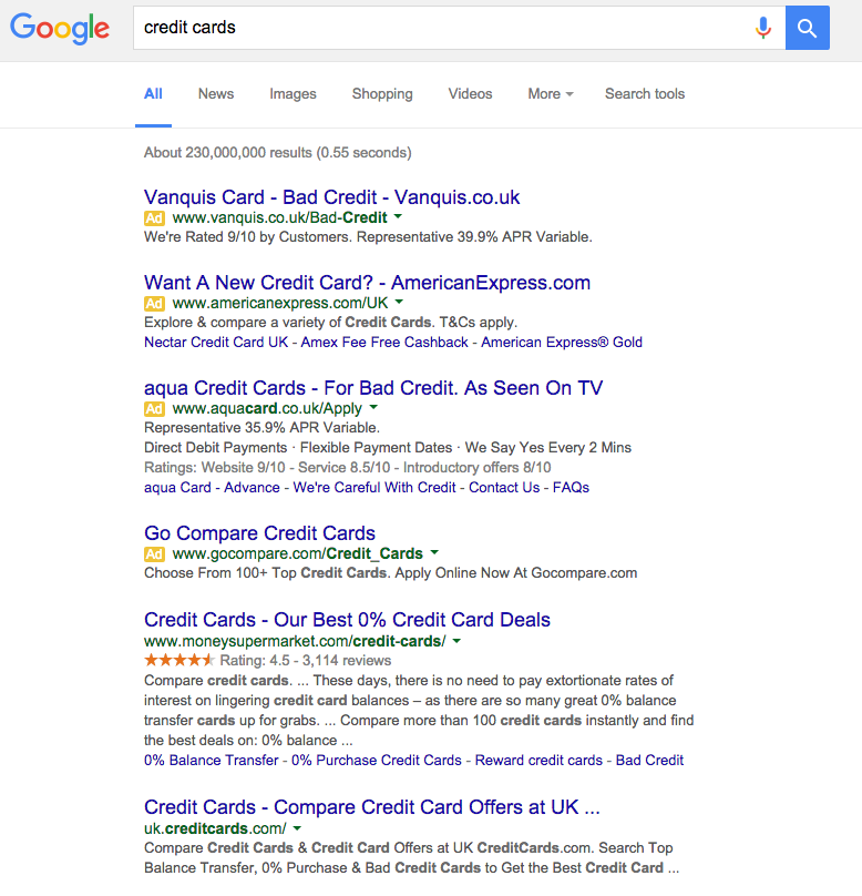 Google Changes How PPC Ads Display In Search Results