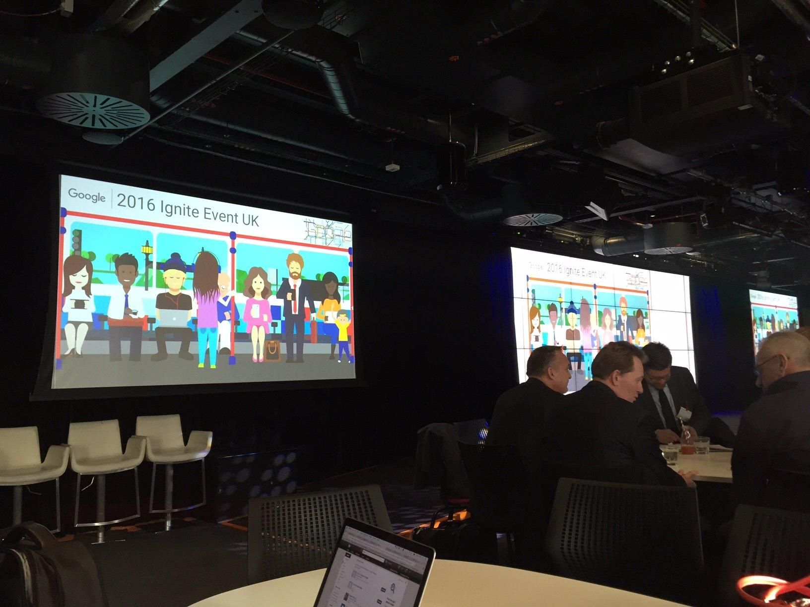 Google Ignite Event